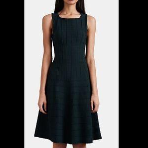 TAGS ON**ALAIA**US 8**$3000**Green Knit Dress